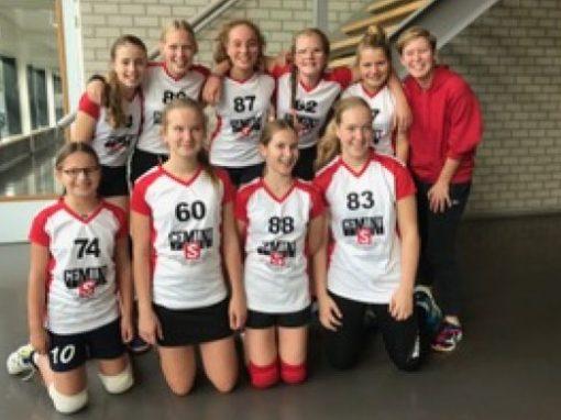 Meisjes C1 | 2e klasse