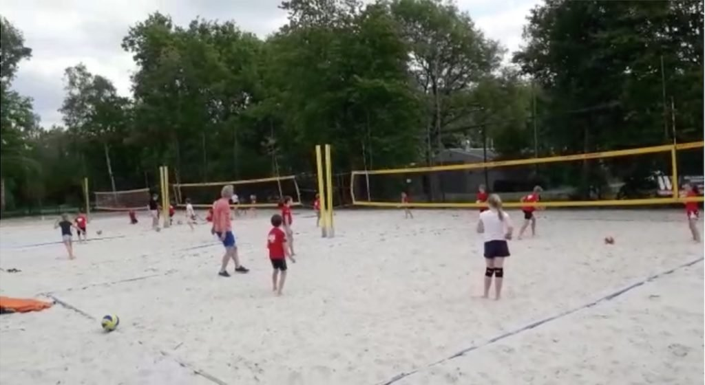 beachtraining mini's